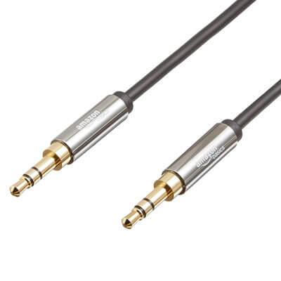 Amazon Basics 3.5 mm audio cables