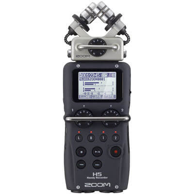 Zoom H5 4-Track Portable Recorder